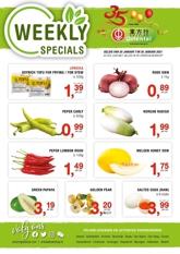 Amazing Oriental week 3 2021 Weekly specials