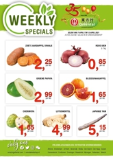 Amazing Oriental week 14 2021 Weekly specials