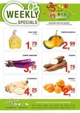 Amazing Oriental week 23 2021 Weekly Specials