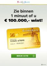 BankGiro Loterij week 17 2021