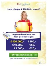 BankGiro Loterij week 15 2021