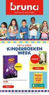 Bruna week 40 2021 kinderboekenweek