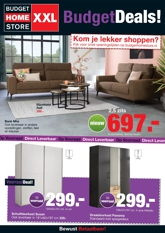 Budget Home Store XXL week 18 2021