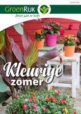 GroenRijk week 2021 Zomermagazine