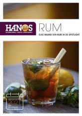 Hanos Rum van de maand 2021