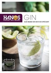 Hanos Gin van de maand 2021