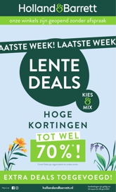 Holland-Barrett week 15 2021