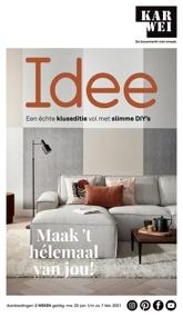 Karwei week 4 2021 Ideemagazine