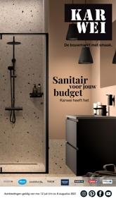 Karwei sanitairspecial week 28 2021