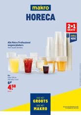 Makro Cafetaria's & sportkantines week 21 2021