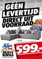 Seats and Sofa's week 37 2021