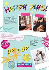 Van Asten Babysuperstore Happy Days 2021