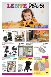 Van Asten Babysuperstore Lente Deals 2021