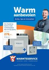 Warmteservice apr-jun 2021