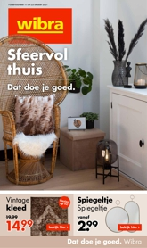 Wibra week 41 2021 NL home deco special
