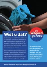 Witgoed Specialist week 39 2021