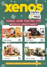 Xenos kerstpakketten week 35 2021