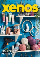 Xenos Hobby Inspiratie Magazine 2021