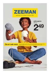 Zeeman week 40-42 2021
